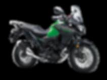 turystyczny motocykl Versys 300