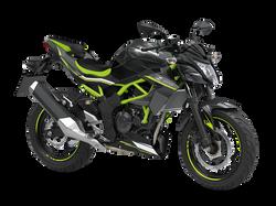 Kawasaki Z125 model 2020