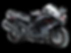 sportowy motocykl Kawsaki ZZR 1400