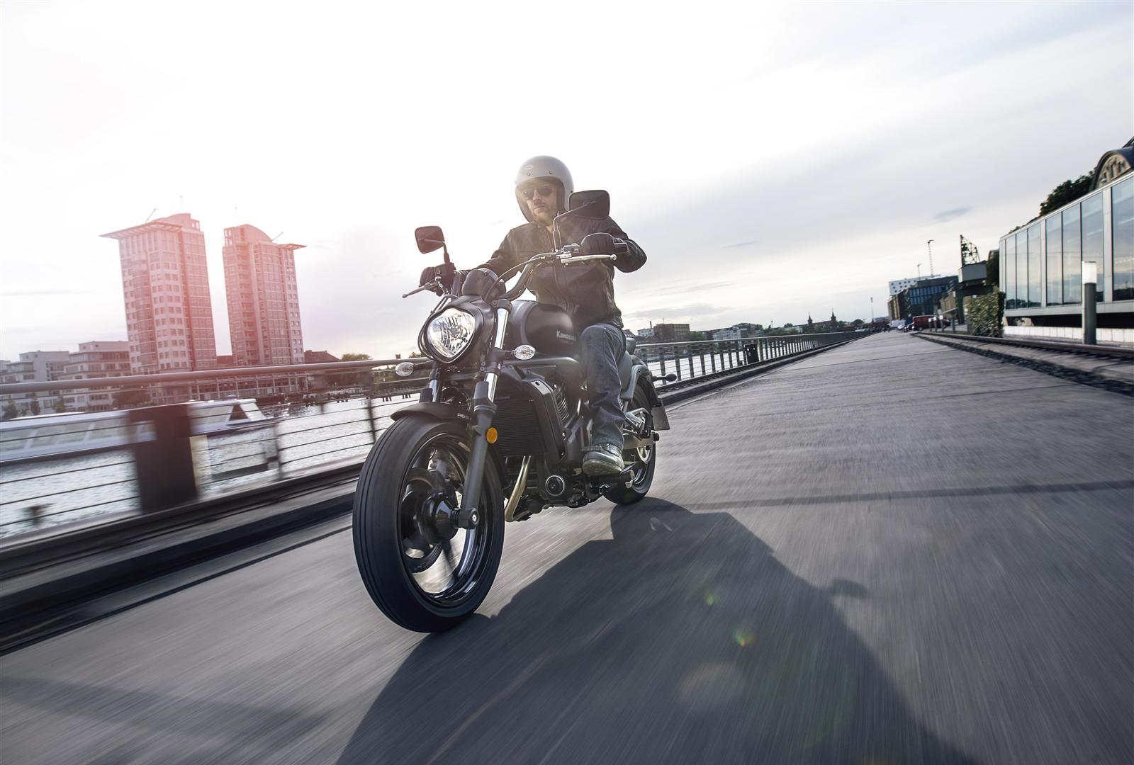 Kawasaki Vulcan S model 2020