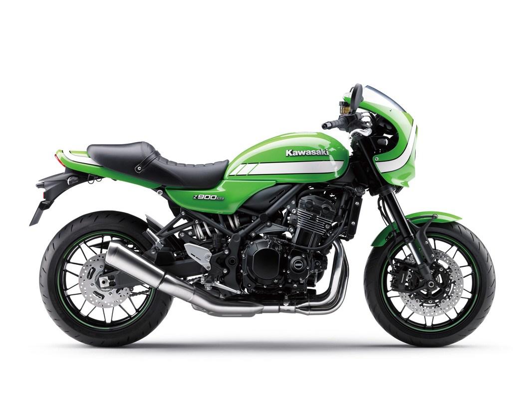 Kawasaki Z900RS Cafe prawa