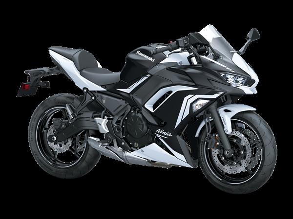 Kawasaki Ninja 650 model 2020