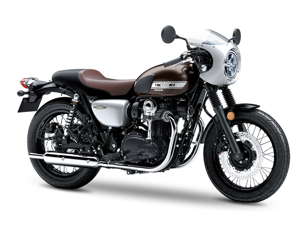 Kawasaki W800 Cafe model 2020