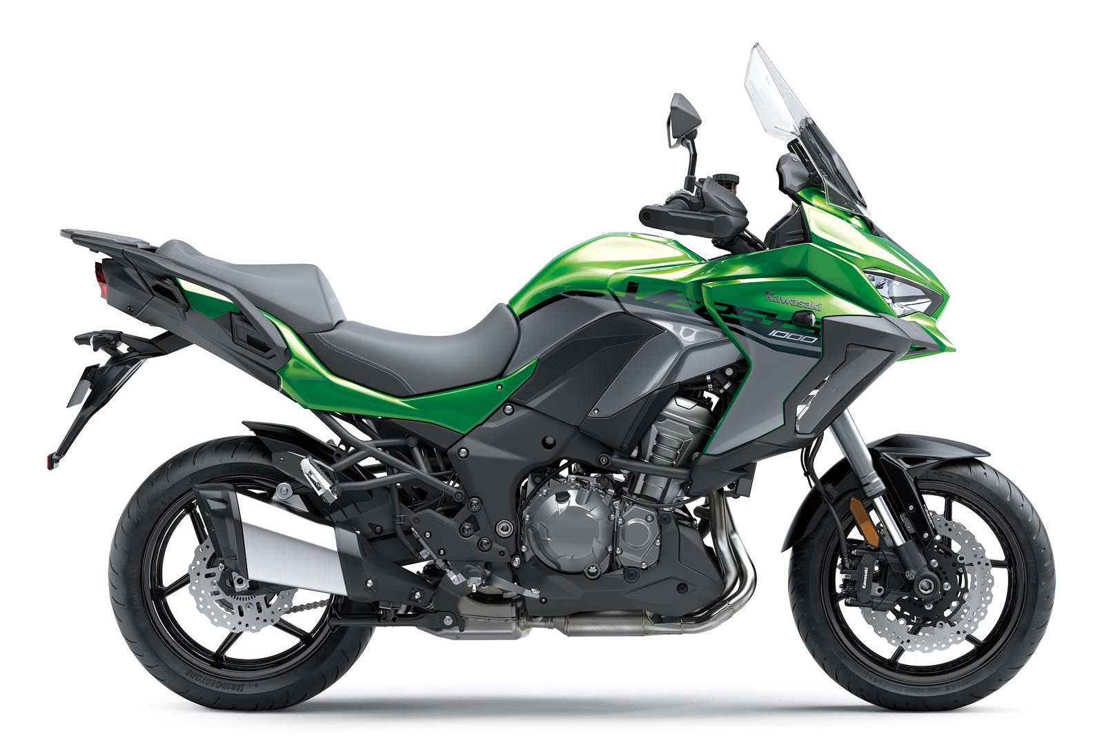 Nowy Kawasaki Versys 1000 SE model 2020