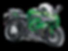 turystyczny motocykl Kawasaki Z1000SX
