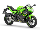 sportowy motocykl Kawasaki Ninja 125