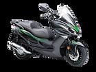 skuter Kawasaki J125 salon Kawasaki