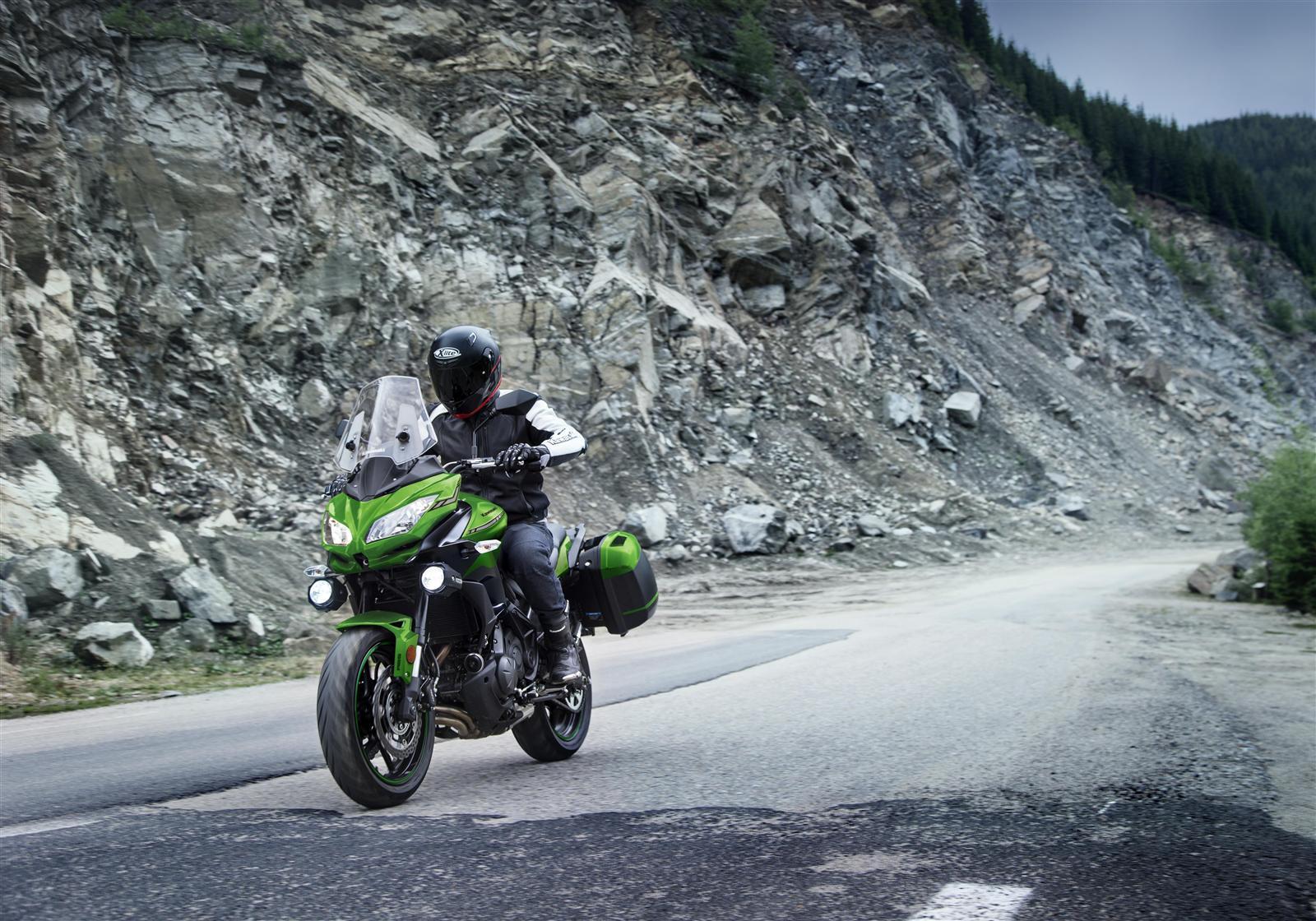 Kawasaki Versys 650 - zdjęcie 6
