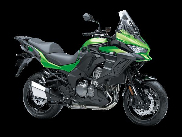 Kawasaki Versys 1000 model 2020