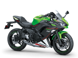 Kawasaki Ninja 650 model 2021