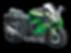 turystyczny motocykl Kawasaki Ninja 1000SX