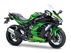 motocykl sport tourer Kawasaki Ninja H2SX  salon Kawasaki