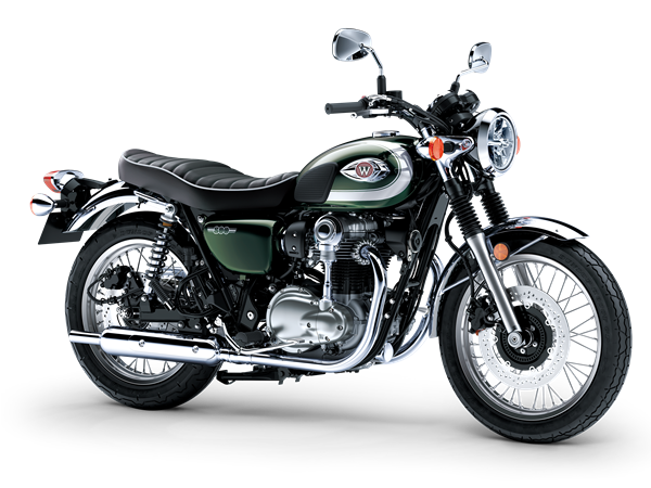 Kawasaki W800 model 2020