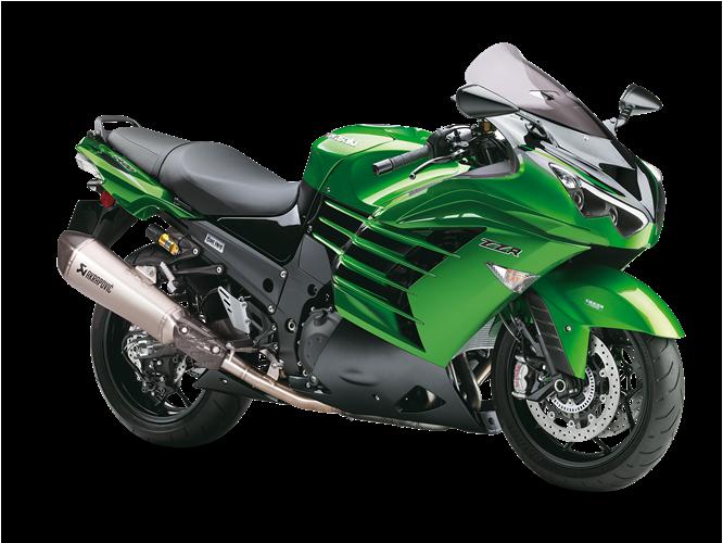Kawasaki ZZR1400 Sport 2017