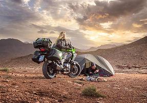 turystyczna seria motocykli Kawasaki Versys 1000, 650 , 300