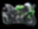 motocykl wyścigowy Kawasak Ninja ZX-6R 636 salon Kawasaki