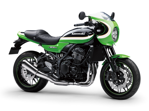 Kawasaki Z900RS Cafe model 2020