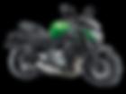motocykl naked Kawasaki Z650 salon Kawasaki