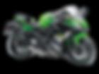 sportowy motocykl Kawasaki Ninja 650
