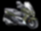 skuter Kawasaki J125