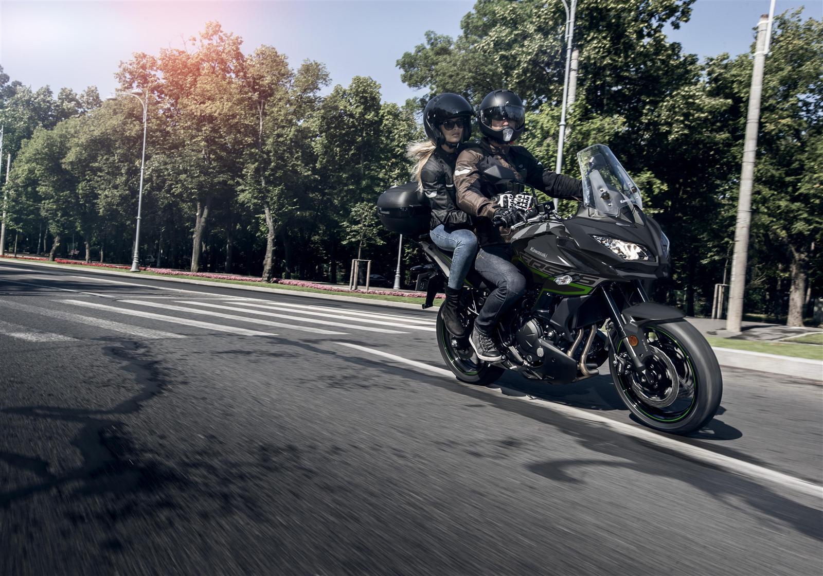 Kawasaki Versys 650 - zdjęcie 5