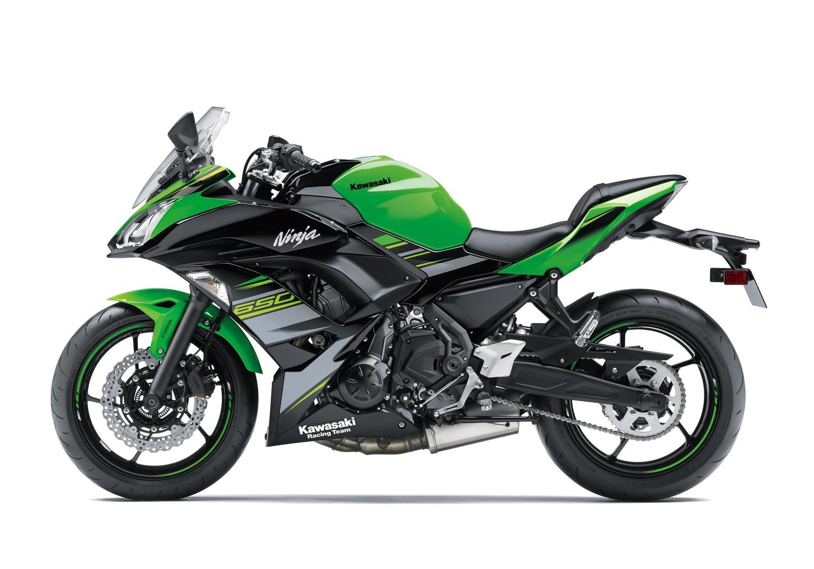 Kawasaki Ninja 650 grafika krt