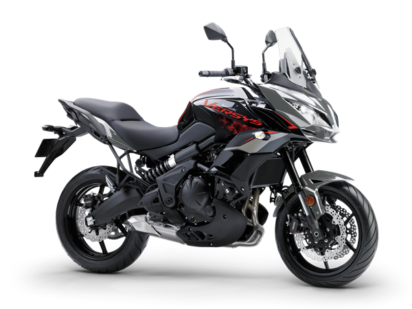 Kawasaki Versys 650 model 2021