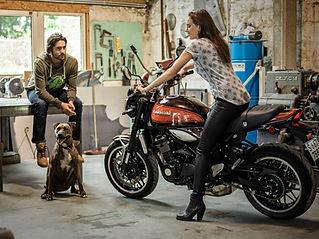 Akcesoria Kawasaki do garażu - Sklep Kawasaki