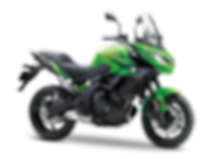 tuytyczny motocykl Versys 650