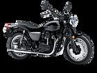retro motocykl Kawasaki W800 Street