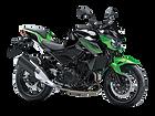motocykl naked Kawasai Z400 salon Kawasaki