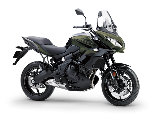Kawasaki Versys 650 model 2020