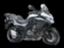 turystyczny motocykl Versys 1000