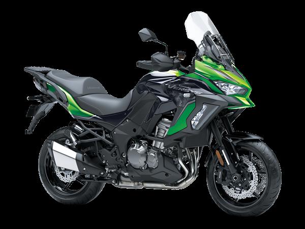 Kawasaki Versys 1000 model 2021