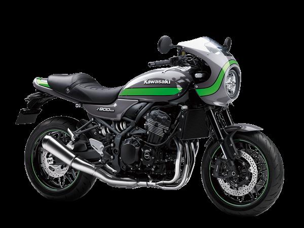 Kawasaki Z900RS Cafe model 2019