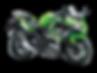 sportowy motocykl Kawasaki Ninja 400