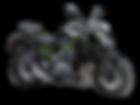 szosowy naked Kawasaki Z900