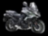 Versys 650 2019 w salonie kawasaki