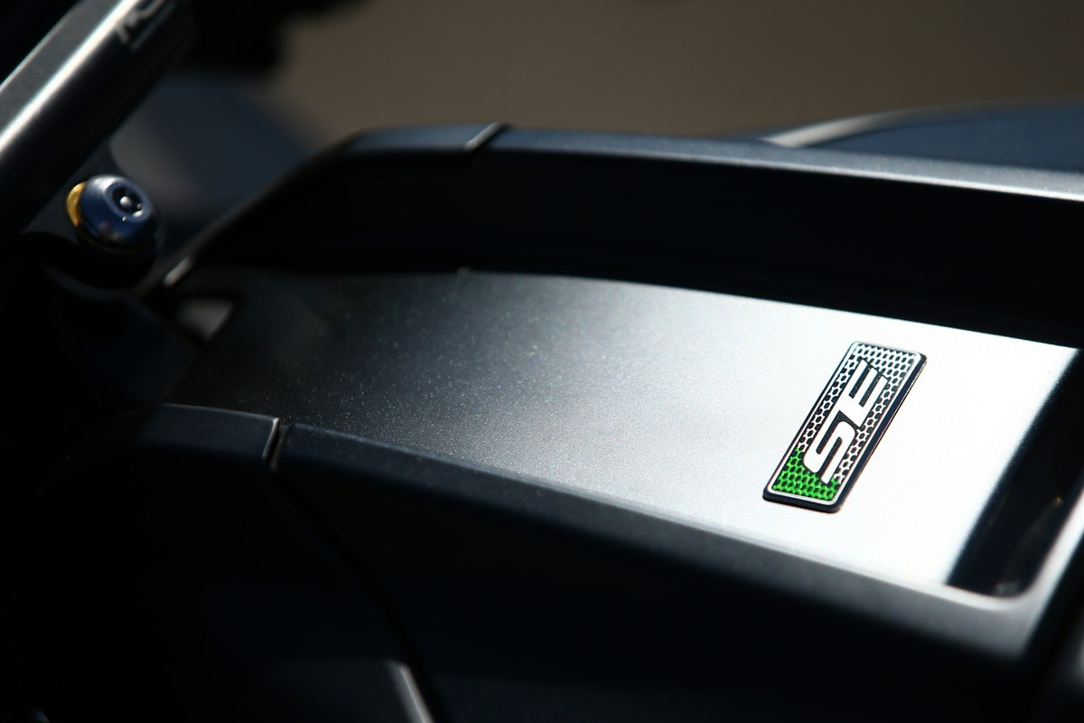 Kawasaki ZX-10R SE wersja specjalna