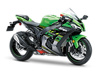 wyścigowy motocykl Kawasaki Ninja ZX-10R