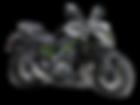 Kawasaki Z900 A2 35kW o obnionej mocy