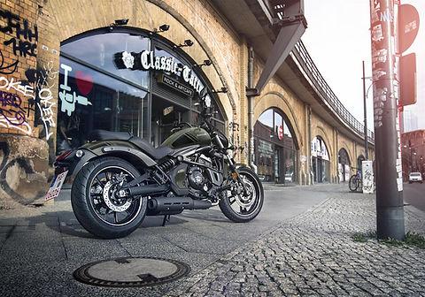 Oryginalne akcesoria Kawasaki - Sklep Kawasaki
