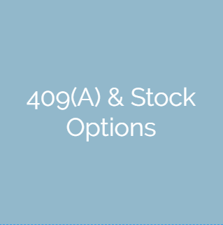 IRC section 409(A) regulates the taxation of stock options.  Under 409(A), if a company issues stock options to employees at a strike price below fair market value, both the company and the employees can face severe penalties from the IRS. Our 409(A) valuations help start-ups and other companies set an appropriate strike price for their stock options.