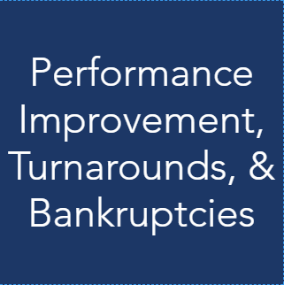 We help boost the value of your company by focusing on ways to reduce costs and improve the quality of the financial information needed to make management decisions. We can also help with identification of viable earning assets, restructuring and turnaround planning and valuations for Chapter 11 disclosure & debtor-in-possession financing