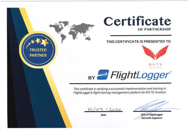Flight Logger Partner in Malaysia