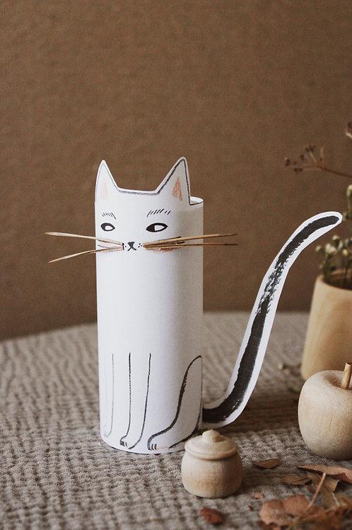 FREEBIE! Cat Printable