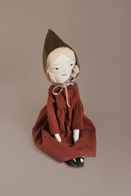 Hildi - midi size sprite doll