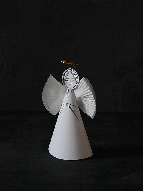 Angel Paper Printable Craft