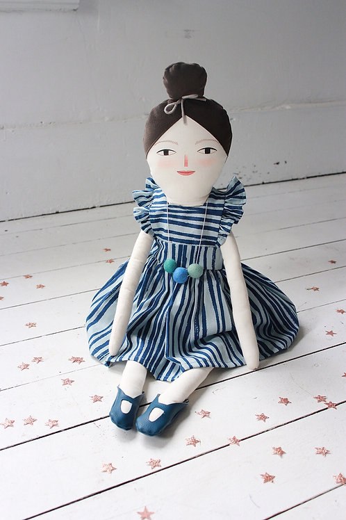 MARGOT in 'Blue Stripe'