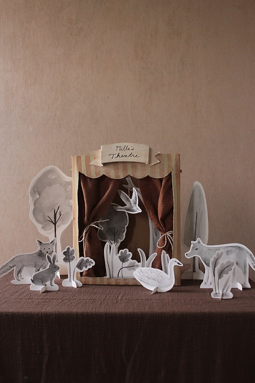 Scenery and Animal Printables